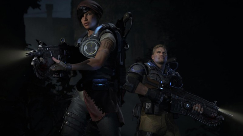 105 Questions And Answers About Gears Of War 4