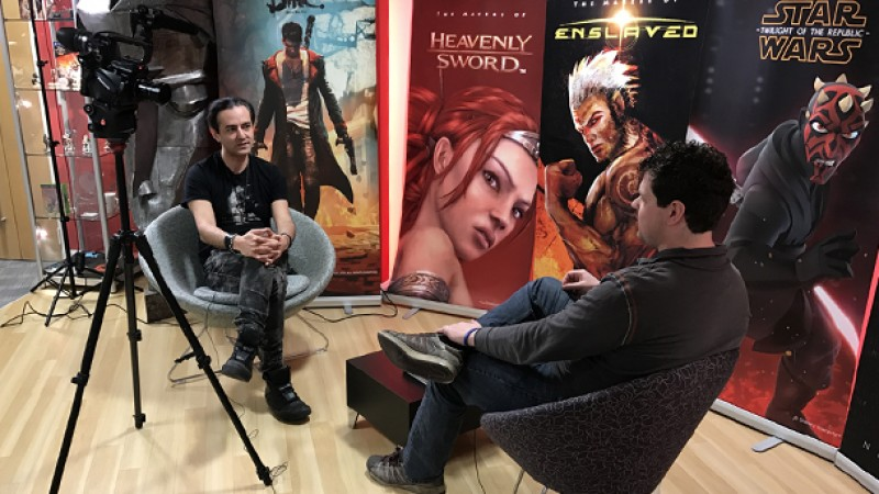 158 questions and answers about ninja theory and hellblade