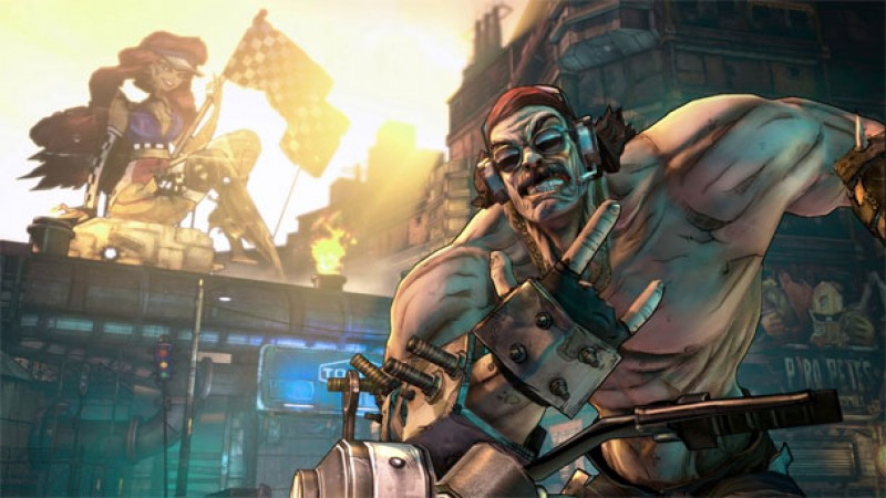 2K Games And Gearbox Confirm Borderlands 2 Game Of The