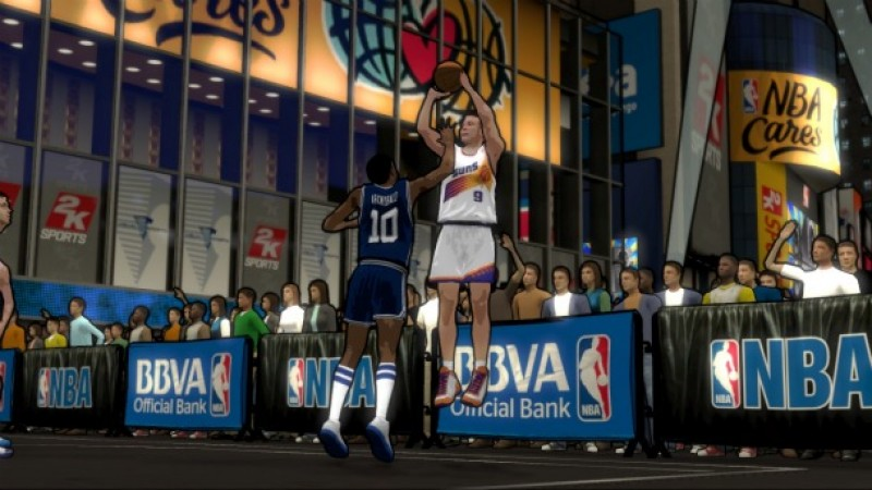2K Sports Adds To NBA 2K12's Legends Showcase DLC Roster