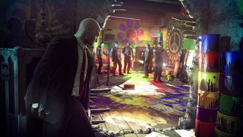 A Beginner S Guide To Hitman Absolution Game Informer