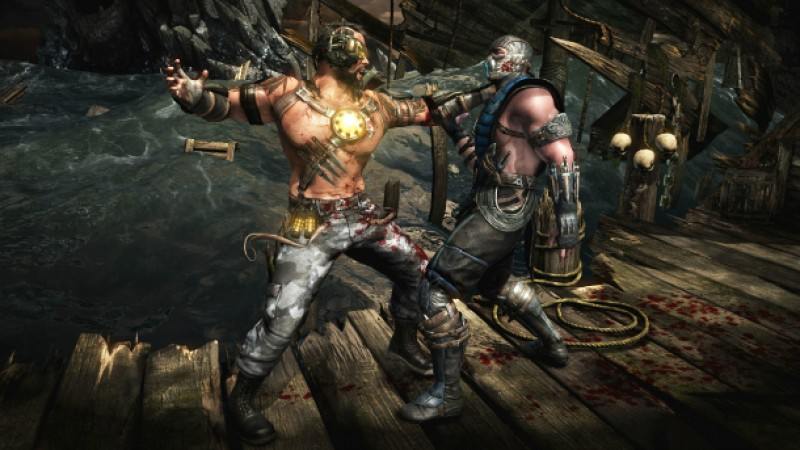 Mortal Kombat X Review A Deadly Alliance Of Old And New