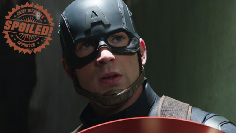 A Spoiler-Filled Discussion On Captain America: Civil War