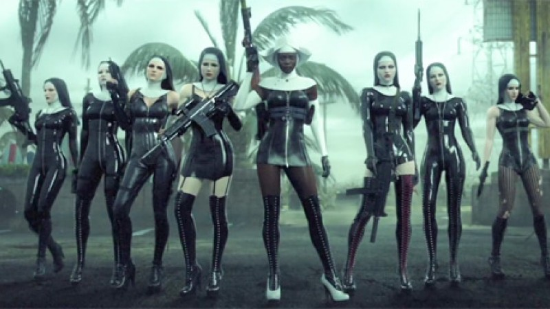 Hitman Absolution Preview Agent 47 Takes On Sexy Nuns In New