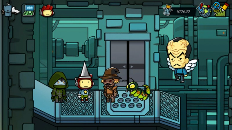 Scribblenauts Unmasked Review – All Of The Heroes, None Of Their Might