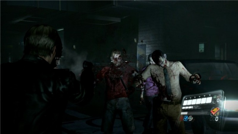 I Played An Hour Of Resident Evil 6 Game Informer