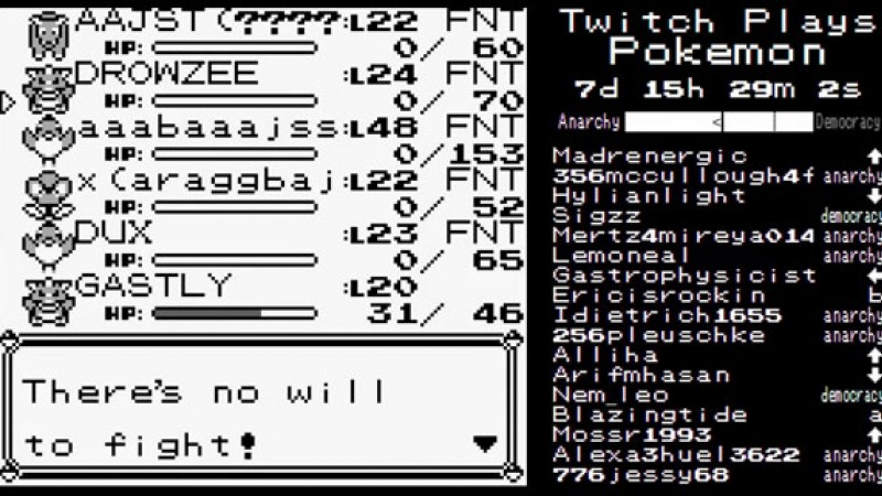 An Interview With The Mind Behind Twitch Plays Pokémon