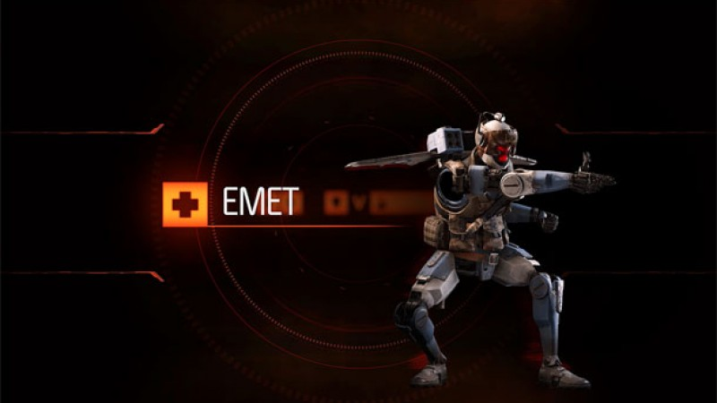 An Unreliable Robot Joins Evolve's Cast Of Hunters