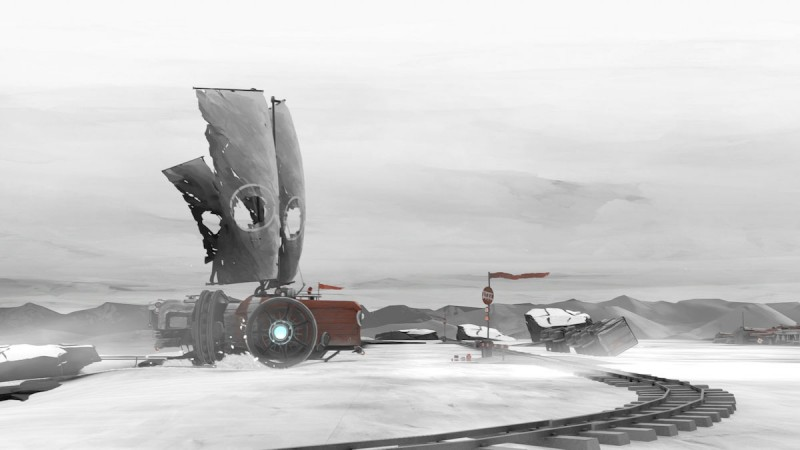 Far: Lone Sails Review – Apocalyptic Mobile Home Road Trip