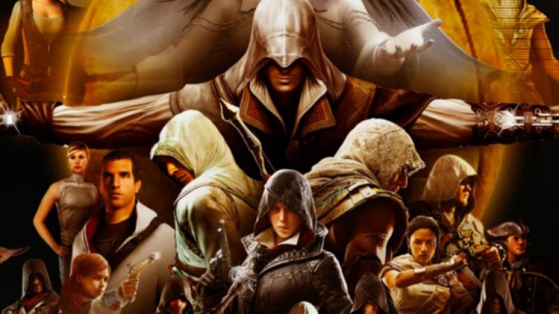 Artist Creates Assassin S Creed Fan Art In Style Of Avengers Infinity War Game Informer