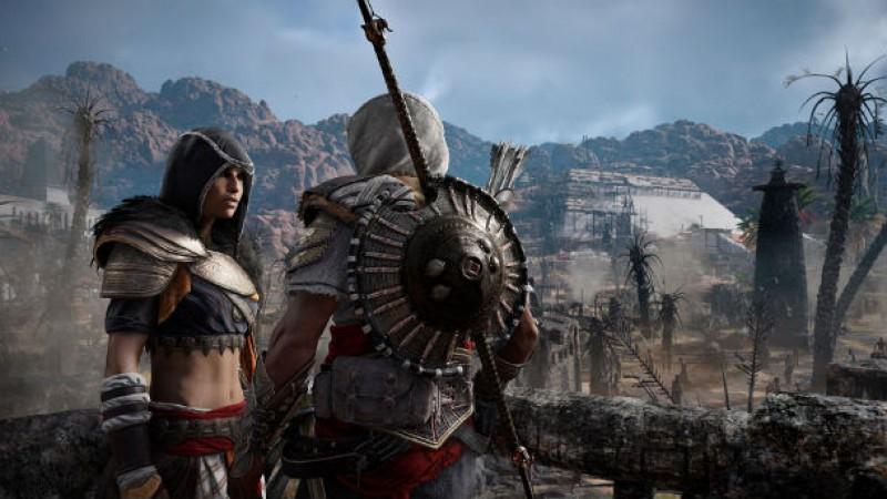 Assassin S Creed Origins The Hidden Ones Trailer Shows Bayek S