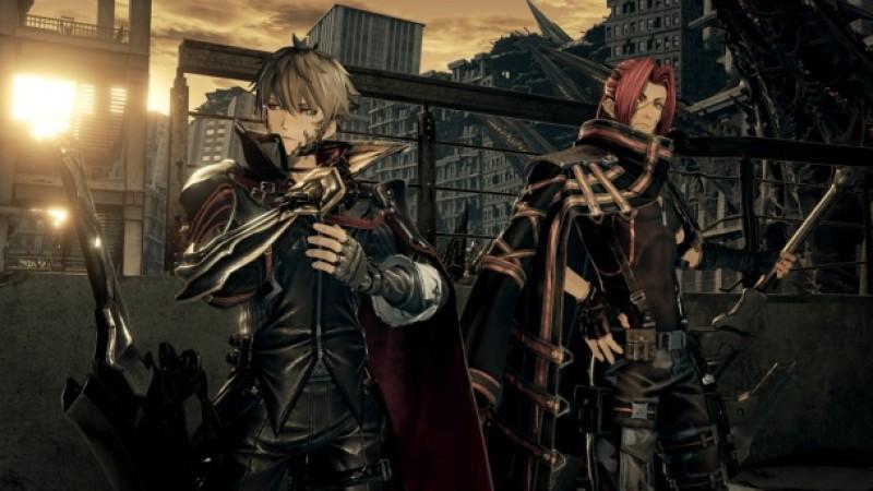 Bandai Namco Reveals Vampire RPG Code Vein - Game