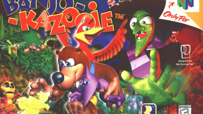 Banjo-Kazooie Composer Wishes For New Banjo-Kazooie On Wii U