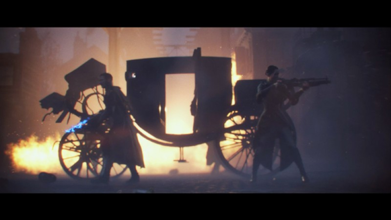 Behind The Filmic Presentation Of The Order: 1886