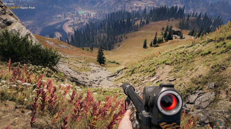 Far Cry 5 Review Big Sigh Country Game Informer
