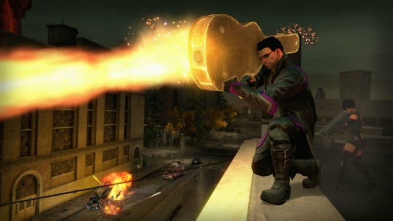 Canceled Enter The Dominatrix DLC Gets New Life As Saints Row IV Add-On
