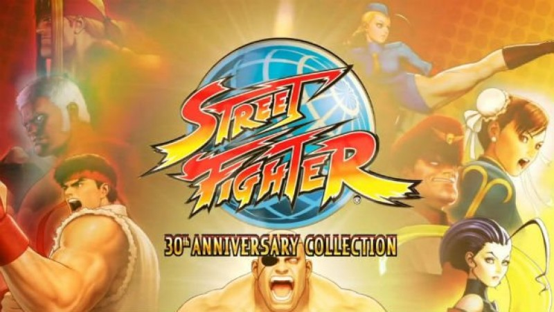 Capcom Brings Street Fighter 1 2 3 And Alpha To Modern Consoles Steam In One Collection Game Informer