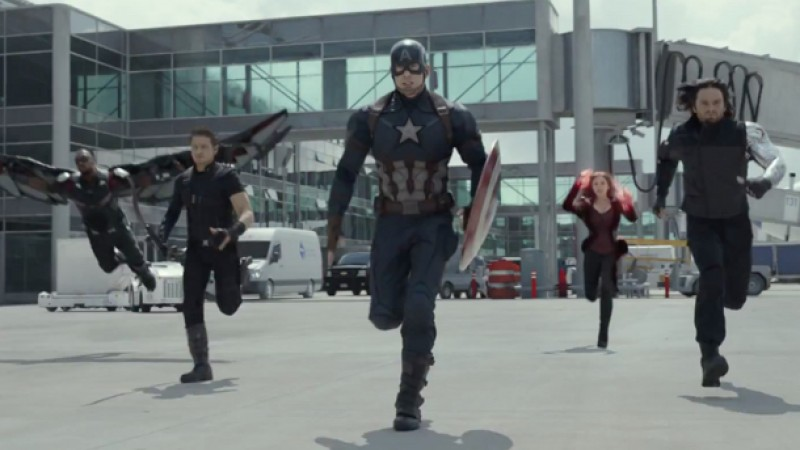 Civil War Comes To The Marvel Universe In First Teaser Trailer