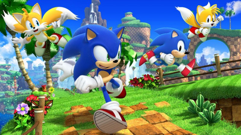 Clues Point To Sonic Generations Nearly Featuring A Third