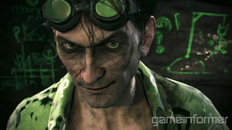 Collecting All Batman: Arkham Knight's Riddler Trophies? Read This