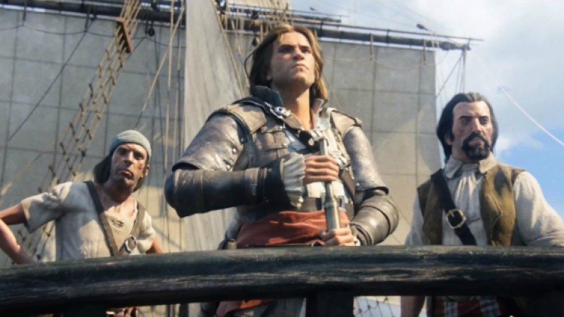 Assassin's Creed IV: Black Flag Comic-Con Panel Posted