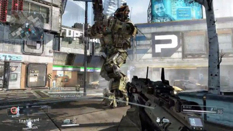 How Titanfall's Controls Compare To Call Of Duty