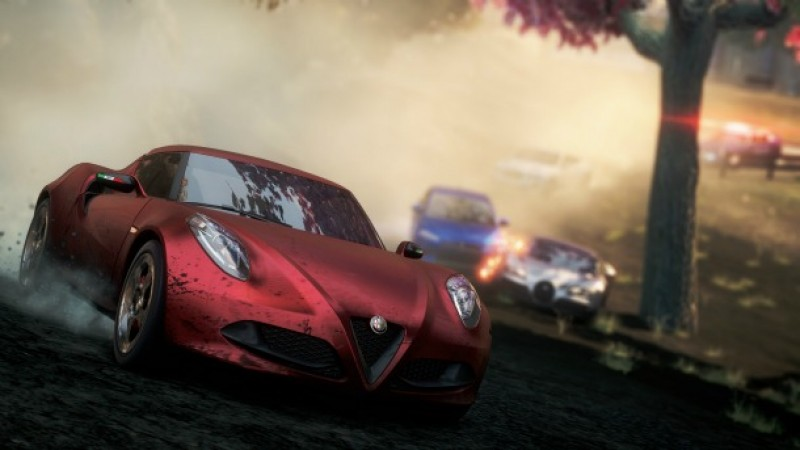 NFS Most Wanted Review: A Tour De Force - Game Informer