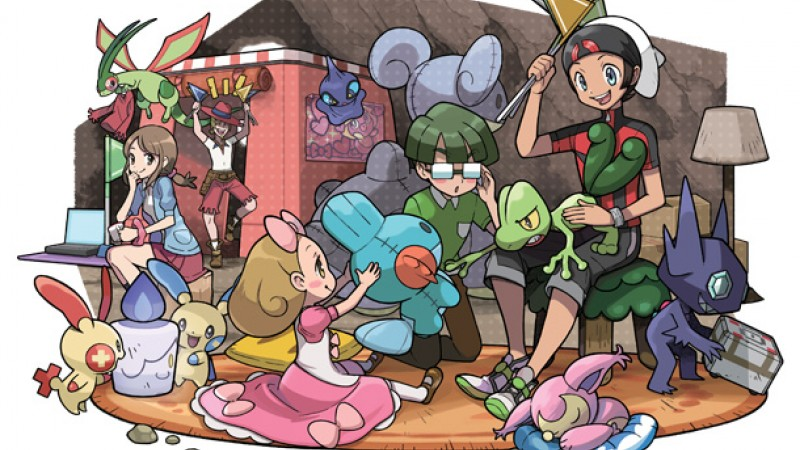 Curate Your Own Gym In Pokémon Omega Ruby and Alpha Sapphire