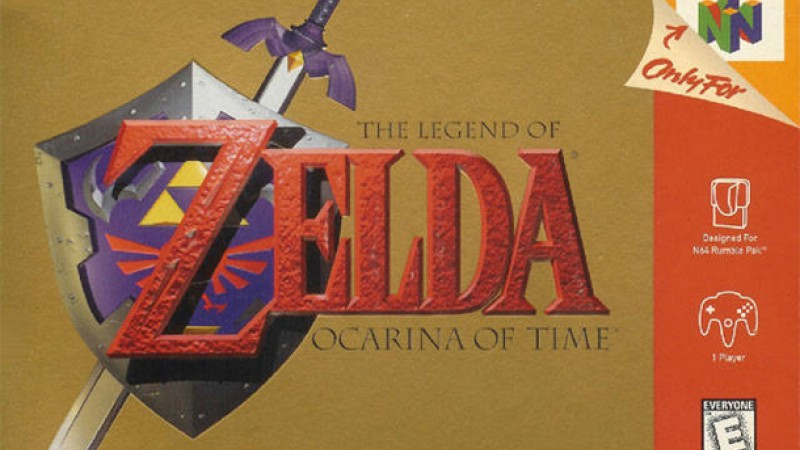 Curling Instructor By Day, Ocarina Of Time Record Speedrunner By Night