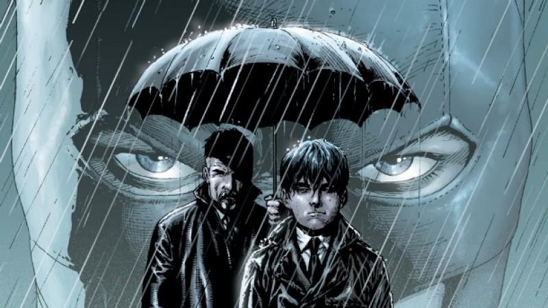 DC's Geoff Johns Talks Batman: Arkham Origins