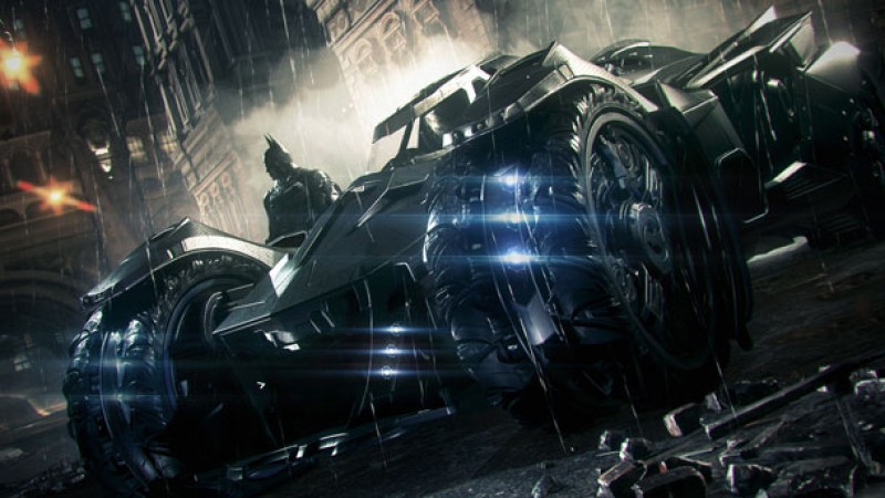 Debate – Does Batman: Arkham Knight's Batmobile Suck?