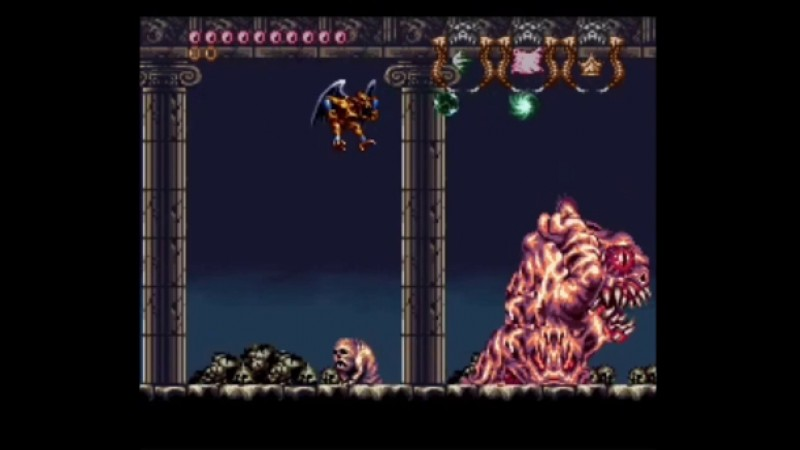 Demon's Crest, One Of The Most Valuable SNES Games, Hits Virtual