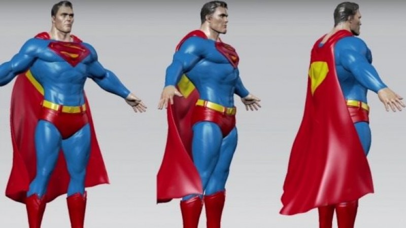 Did You Know Gaming: The Open-World Superman Game That Never Took Flight