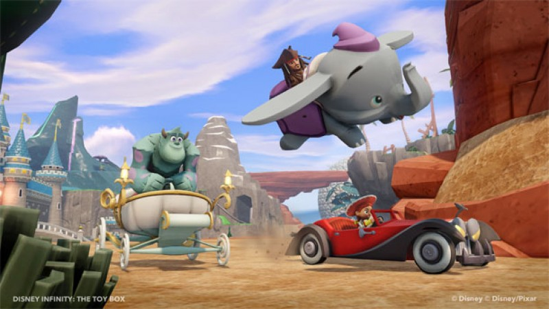 Disney Dips Deep In The Toy Box In Latest Disney Infinity Trailer