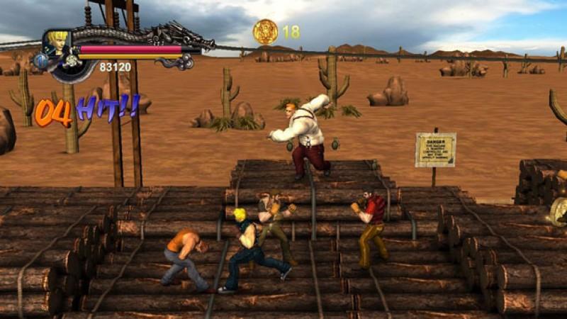 Double Dragon 2 Remake Heading To Xbox Live Arcade Next Week Game Informer