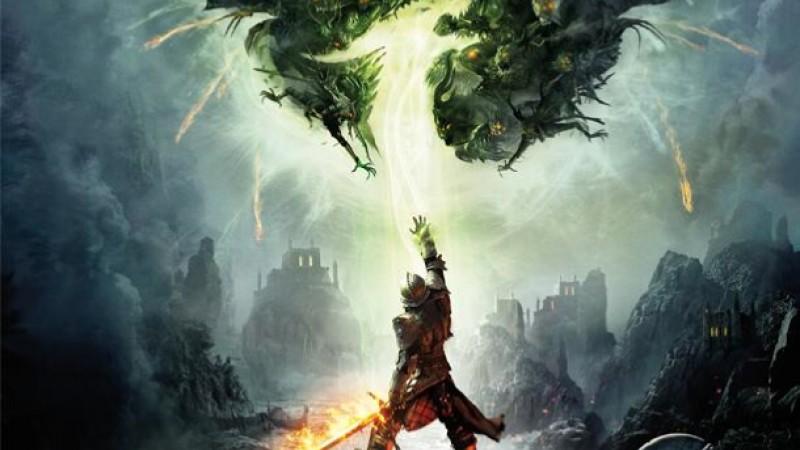 Dragon Age Inquisition Cover Art