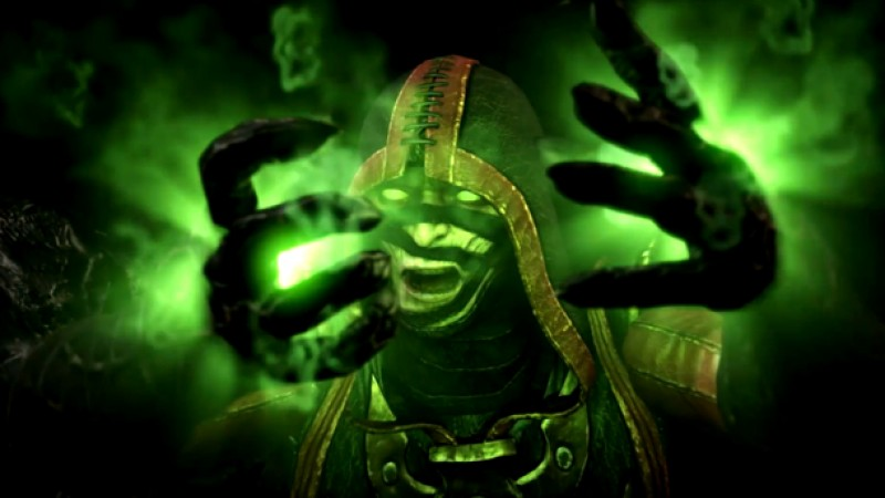 Ermac Gets An Official Introduction For His Mortal Kombat X Appearance
