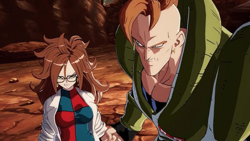 Everything we know about android 21 so far in dragon ball fighterz game informer - Dragon ball z 21 ...