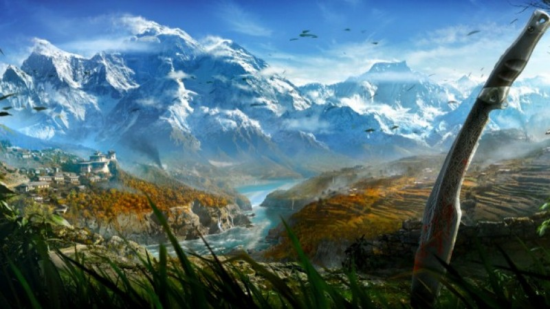 Exclusive Far Cry 4 Concept Art Gallery Game Informer