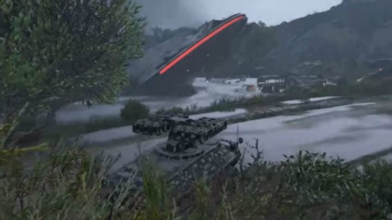 Fans Uncover Hidden Alien Mission In Grand Theft Auto V's Game Files