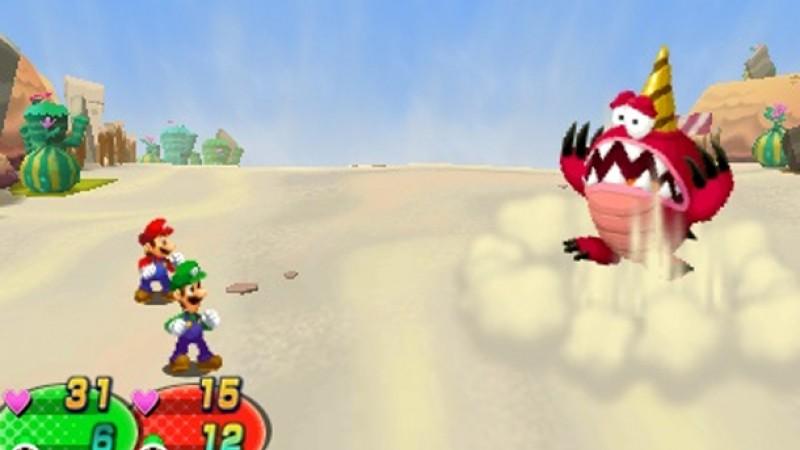 Mario & Luigi: Dream Team Review – Far From A Pipe Dream