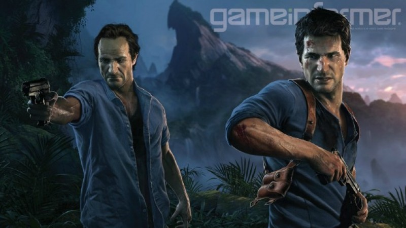 February Cover Revealed Uncharted 4 A Thief S End Game Informer