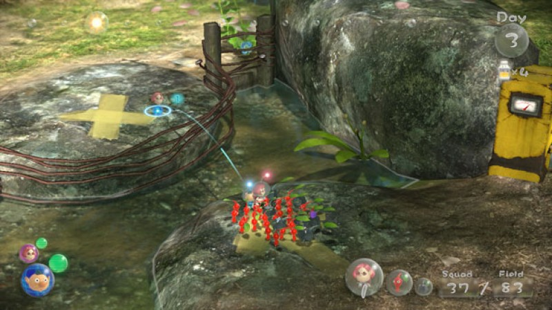 Pikmin 3 Preview Five Things You Should Know Game Informer