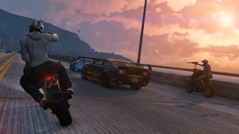 Five Tips For Thriving And Surviving In Grand Theft Auto Online