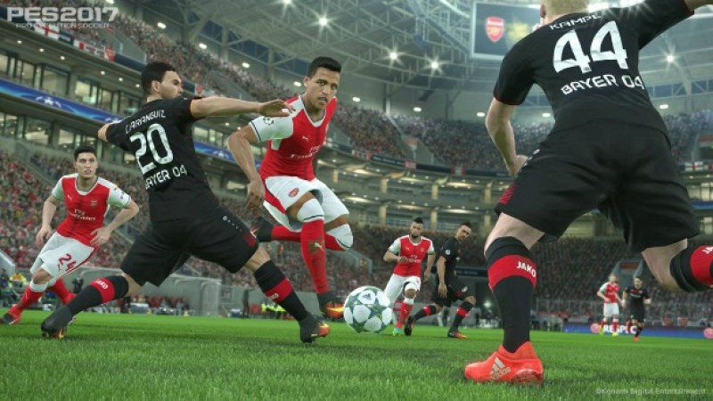 PES 2017 Review – Form Is Temporary  Class Is Permanent - Game