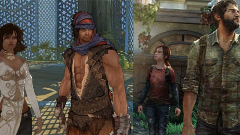 From Elika To Ellie: Comparing Prince Of Persia And The Last Of Us