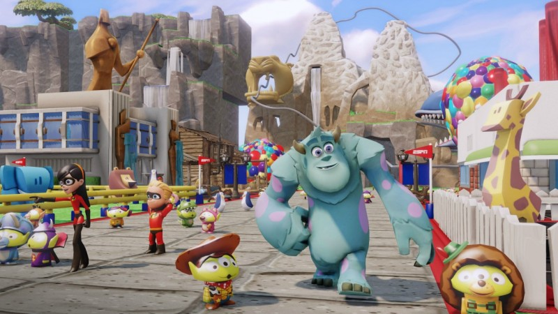 Disney Infinity Review – Fun With The Toy Box
