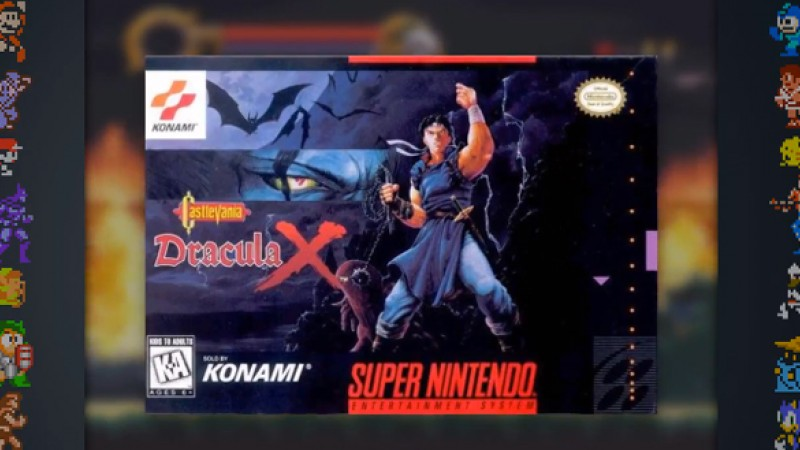Get A History Lesson From This Informational Castlevania Video