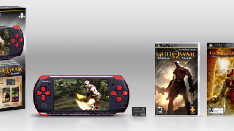 God of War: Ghost of Sparta Box Art, Limited Edition PSP Unveiled