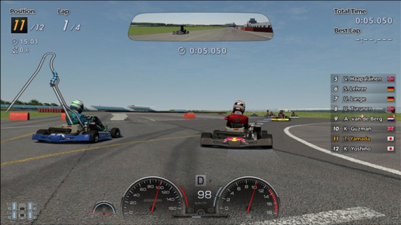 Gran Turismo 6 Red Bull Challenge Date An Error - Game